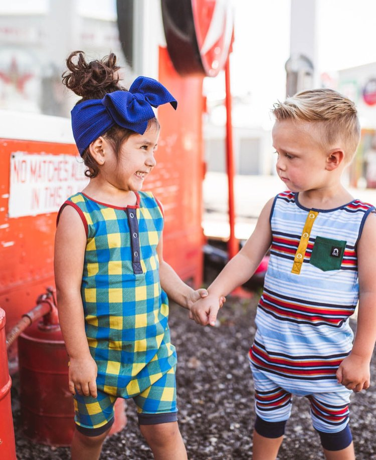 Lakeside Storage Photography - Little Girl + Little Boy